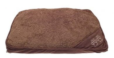 camas para perros desenfundables